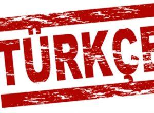 Türkçemize Sahip Çıkmalıyız